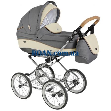 Универсальная коляска 2в1 Roan Emma Chrom E-33