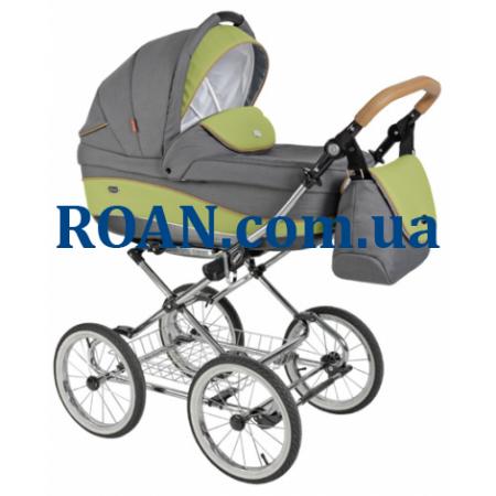 Универсальная коляска 2в1 Roan Emma Chrom E-35