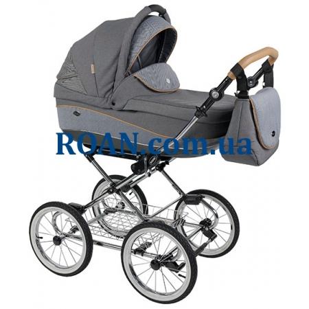 Универсальная коляска 2в1 Roan Emma Chrom E-50