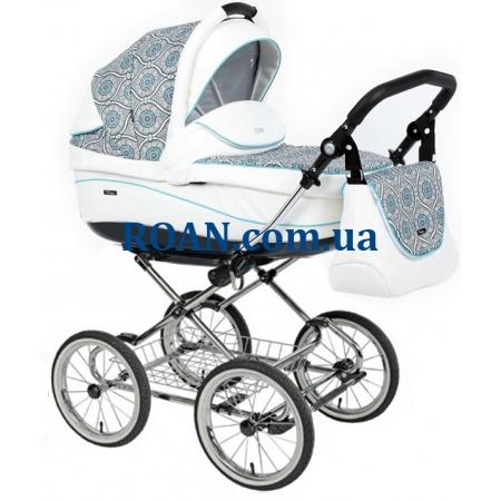 Универсальная коляска 2в1 Roan Emma Chrom E-20