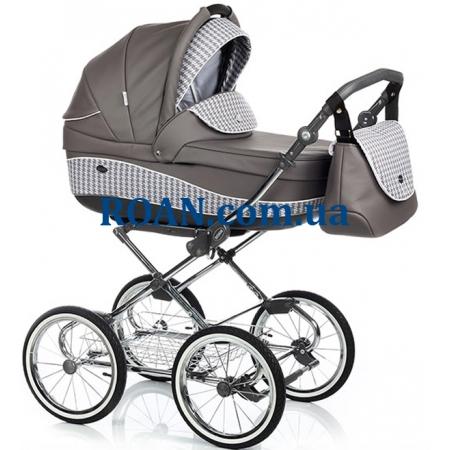 Универсальная коляска 2в1 Roan Emma Chrom E-48