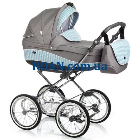 Универсальная коляска 2в1 Roan Emma Chrom E-52
