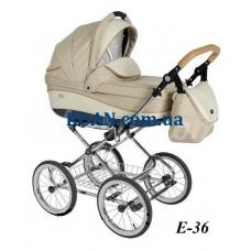 Классическая коляска 2 в 1 Roan Emma E-36
