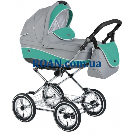 Универсальная коляска 2в1 Roan Emma E-40