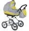 Универсальная коляска 2в1 Roan Emma Chrom E-41