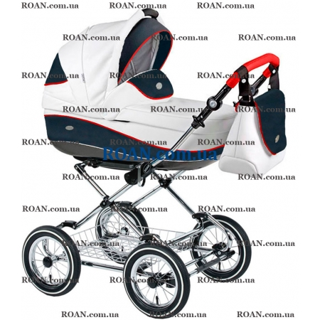 Универсальная коляска 2в1 Roan Emma E-53