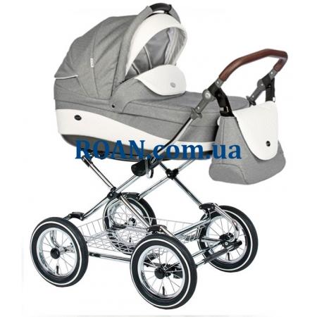 Классическая коляска 2 в 1 Roan Emma E-64