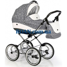 Универсальная коляска 2в1 Roan Emma Chrom E-71