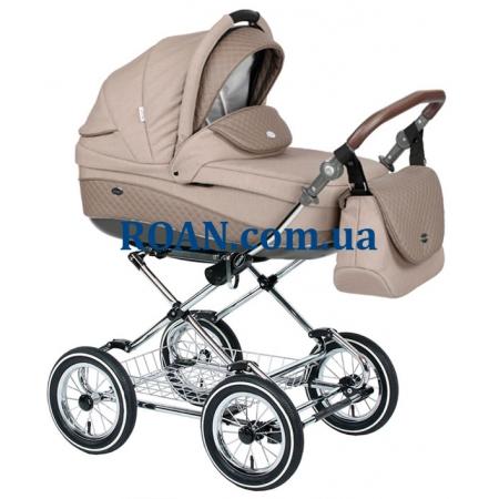 Классическая коляска 2 в 1 Roan Emma E-73