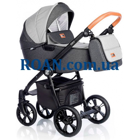 Универсальная коляска 2в1 Roan Esso Black Check