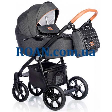 Универсальная коляска 2в1 Roan Esso Black Star