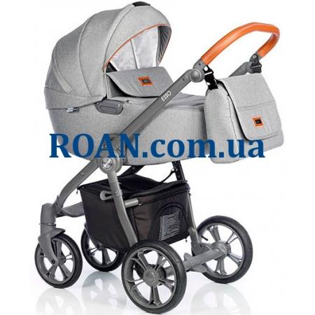 Универсальная коляска 2в1 Roan Esso Grey Chic