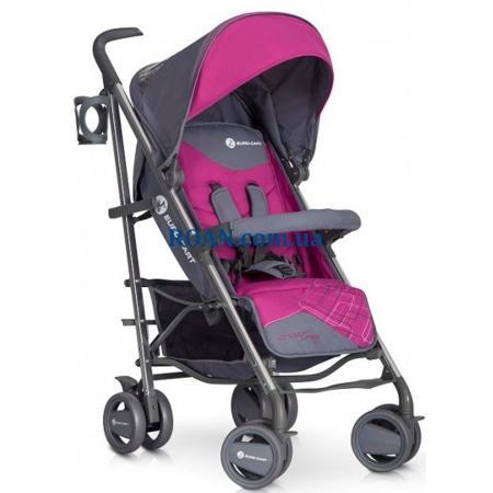 Коляска-трость Euro-Cart Crossline Fuchsia