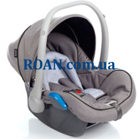 Автокресло Roan Kite Grey Graphite