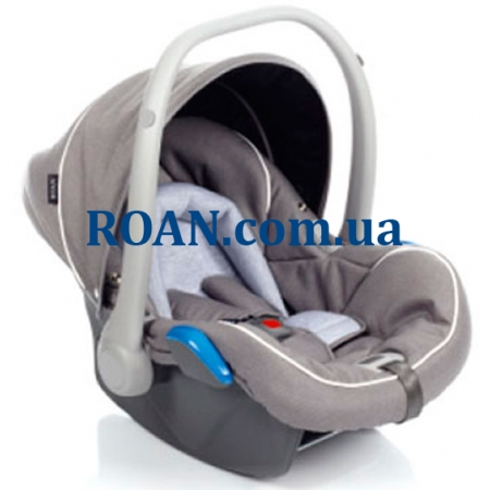 Автокресло Roan Kite Grey White