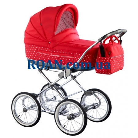 Универсальная коляска 2в1 Roan Marita Prestige S-149