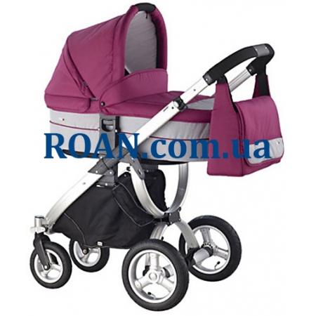 Универсальная коляска 2в1 Roan Teo Fuchsia
