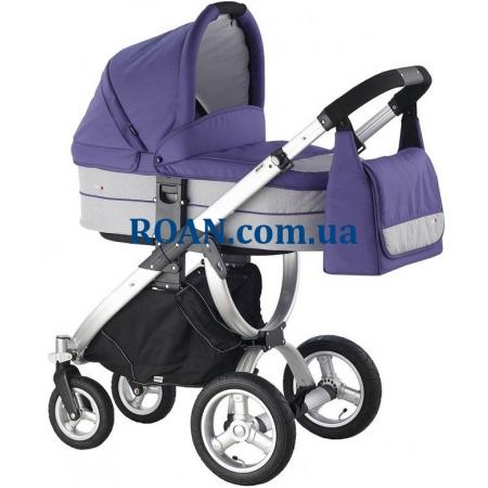 Универсальная коляска 2в1 Roan Teo Lavender