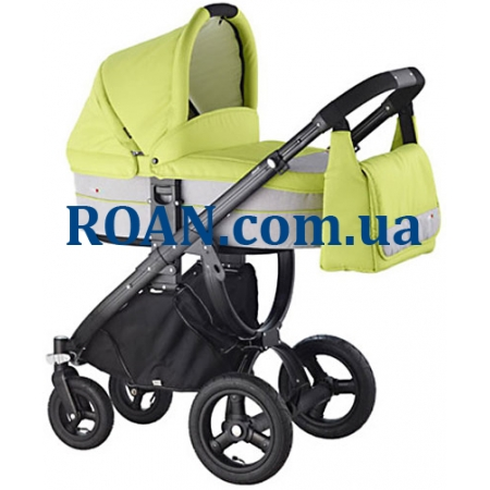 Универсальная коляска 2в1 Roan Teo Lime