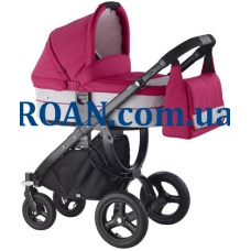 Универсальная коляска 2в1 Roan Teo Raspberry