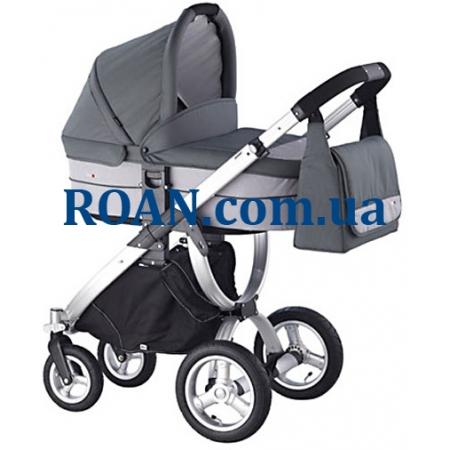 Универсальная коляска 2в1 Roan Teo Silver