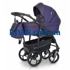 Универсальная коляска 3в1 Verdi Max Plus 02 фиолетовый