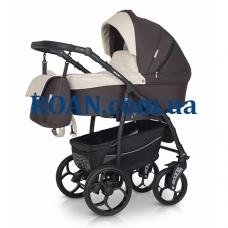 Универсальная коляска 3в1 Verdi Max Plus 05 коричневый