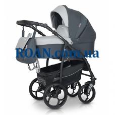 Универсальная коляска 3в1 Verdi Max Plus 03 серый